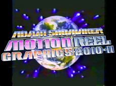 Motion Graphics Reel 2010-11